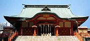 花園神社@新宿