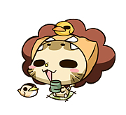 ライオンになりたいネコ