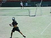名東高校テニス部