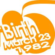 1982年3月23日生まれ☆