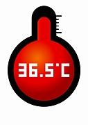 - 36.5℃ -