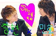 SHINee★ミノ×ジョンヒョン^^