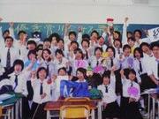 姫路飾西高校15回生3年3組