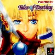 PS Tales of Destiny