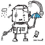 I LOVE ROBOT♪
