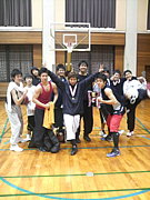 パセリバスケットボールチーム