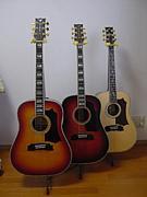 I Love Morris MG Guitars