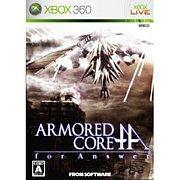 【Xbox360】アーマードコアFA