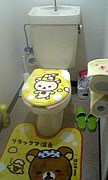 トイレのふたを開けるのが怖い