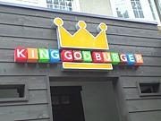 KING GOD BURGER