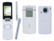 SH902iグラスホワイト