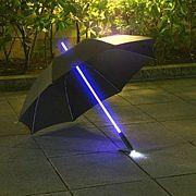 カッコいい傘の開き方研究会