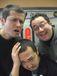 George&Taro with Mike ;)