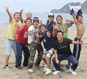 大阪 selection swimmers 2007