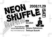 neon shuffle