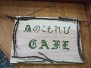 森のこもれびカフェ