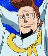 白ひげ海賊団4番隊隊長サッチ