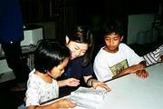 タイの孤児院