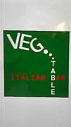 ITALIAN BAR「VEG-TABLE」