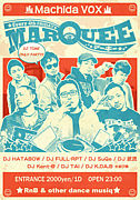 MARQUEE @町田 VOX