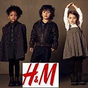 H&M  Kids 子供服