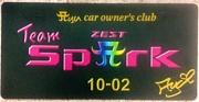 Ayu car owner's club  Spark