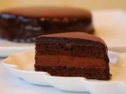 チョコレートケーキ大好きっ!