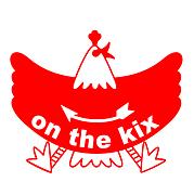 on the kix