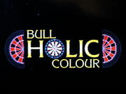Darts&Bar BULL HOLIC COLOUR