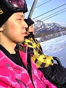雪山TEAM☆TUMBLE