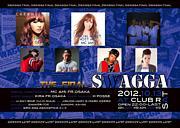 「SWAGGA」@CLUB R