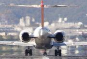 飛行機は見るものかも(o^-')b