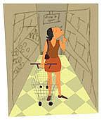 買物依存症