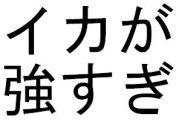 格闘家・イカ