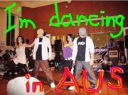 オーストラリアでダンス☆