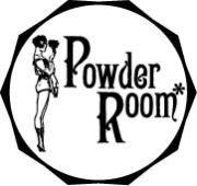 パウダールームの小部屋