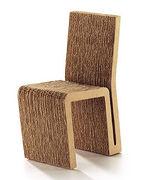 段ボール椅子を頑張って作ろう。