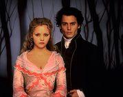 Johnny Depp & Christina Ricci