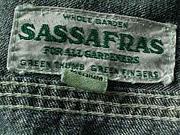 ササフラス SASSAFRAS好きです