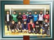 新潟サッカーチーム [artesano]
