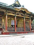 徳川家の霊廟建築