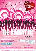 BE FANATIC@上屋劇場