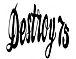 DESTROY75 (ex.ARBEIT)