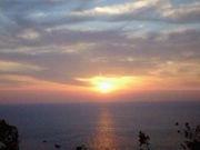 朝日・夕陽の風景