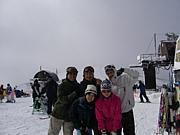 ゲレンデ仲間♪スノーボード大阪