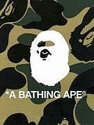 I LOVE A BATHING APE