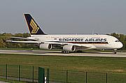 シンガポール航空情報交換室