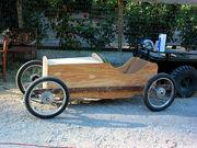 Cycle Kart でゴーゴー