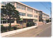 厚別西小学校