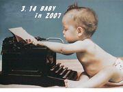 2007.3.14生まれBABY